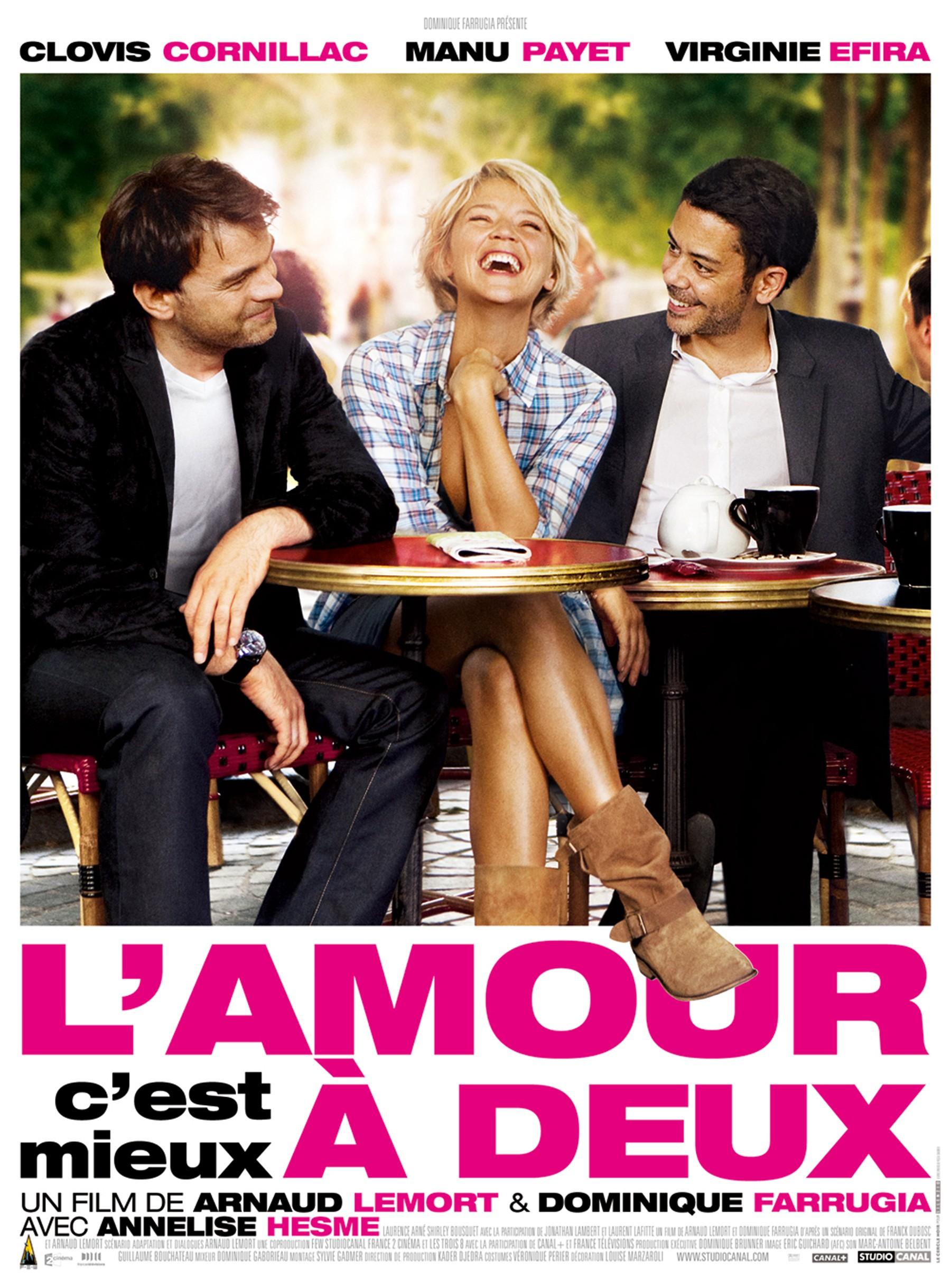 Lamour est dans le pré en direct sur internet