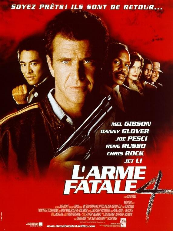 Film L'Arme Fatale 4