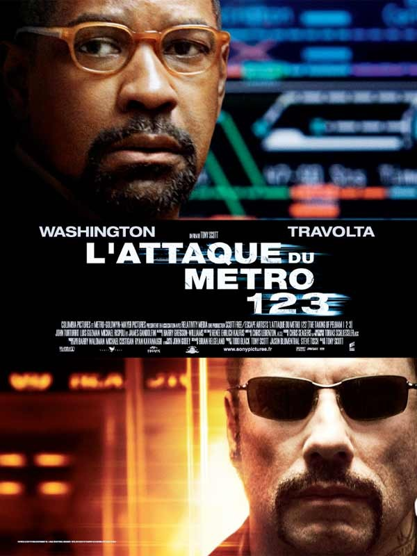 L'Attaque du métro 123 [DVDRiP] [FRENCH] [MULTI]