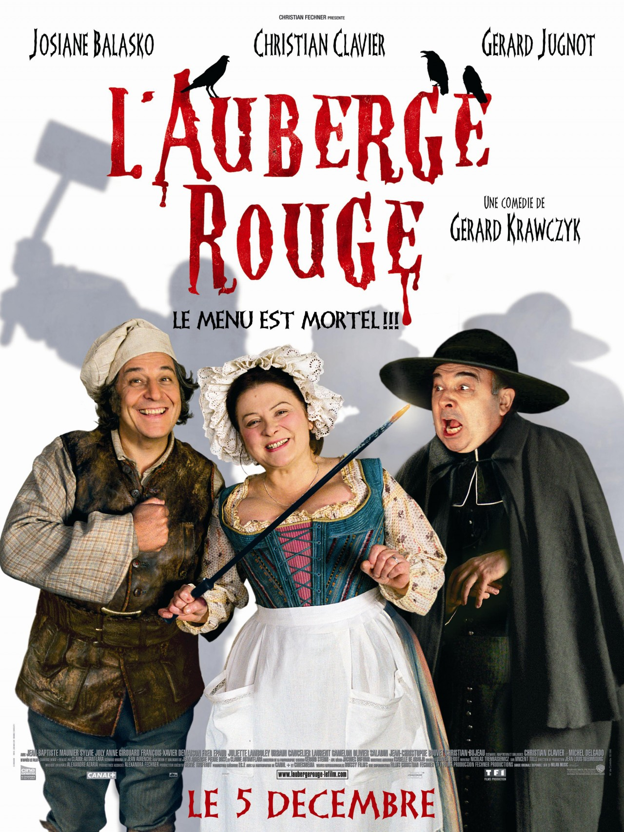 Download Movie L'Auberge rouge [DVDRiP]