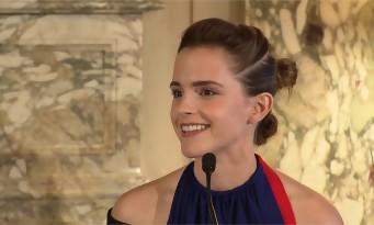 "Emma Watson (La Belle et la Bête) : ""J'ai gardé ce film comme mon lien avec la France"""