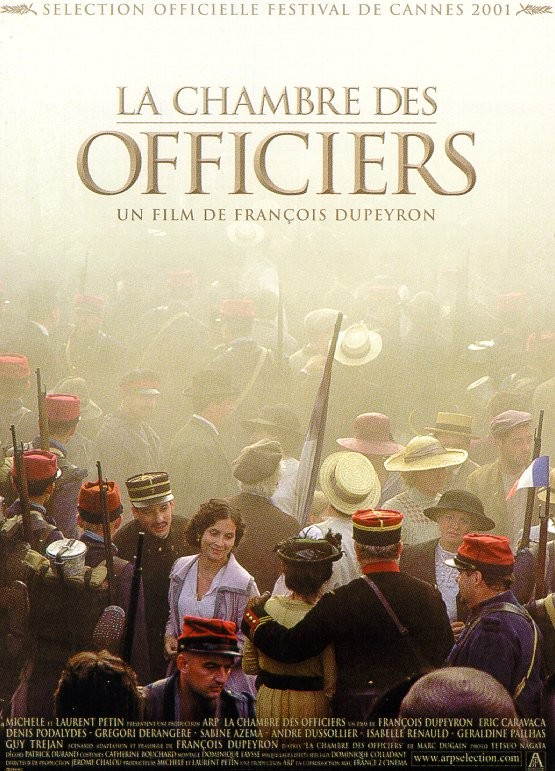 Affiche et photos la chambre des officiers - Dugain la chambre des officiers ...