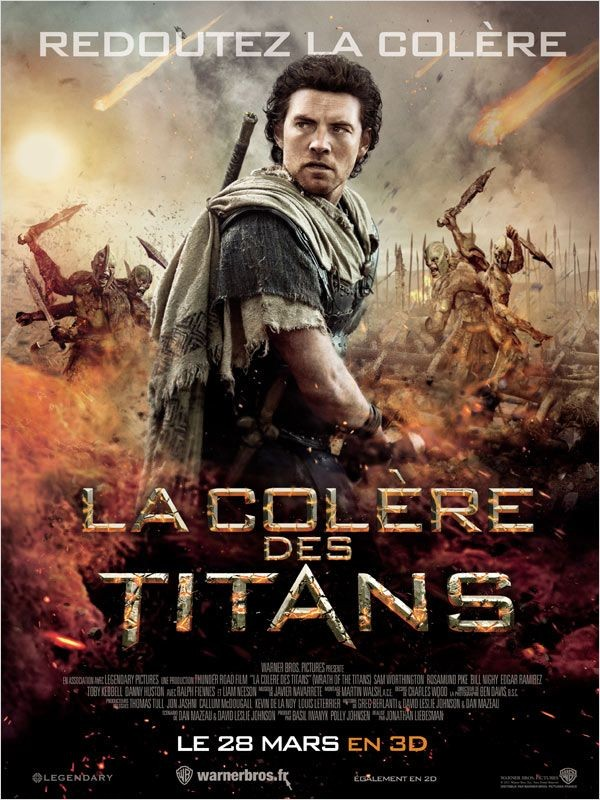 Wrath Of The Titans (2012) [TRUEFRENCH] [BRRiP] (AC3)