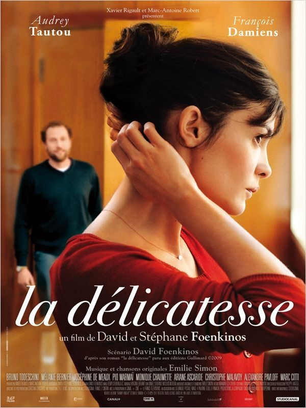 La Délicatesse [BDRiP] [FRENCH] 2CD (Exclue) [MULTI]
