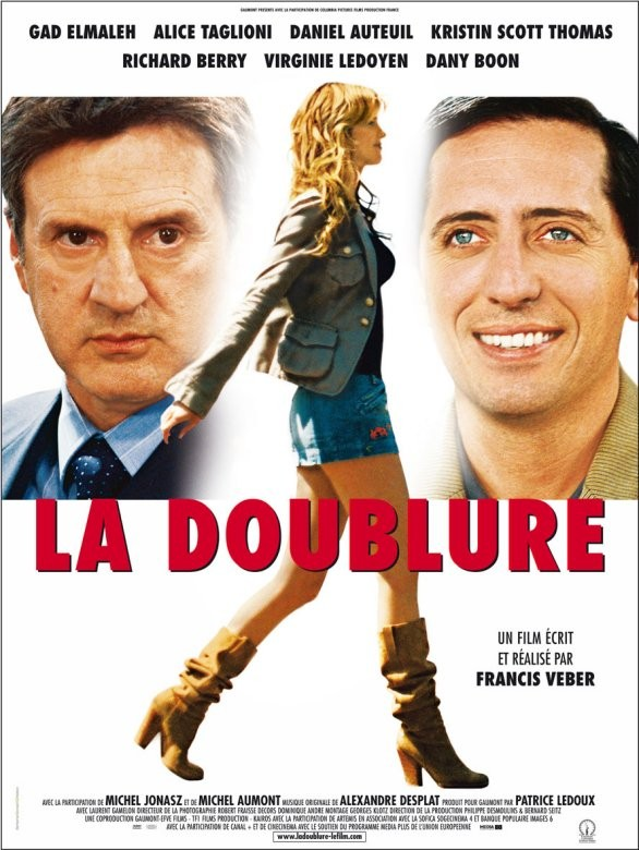 La Doublure [MULTi] [720p BluRay]