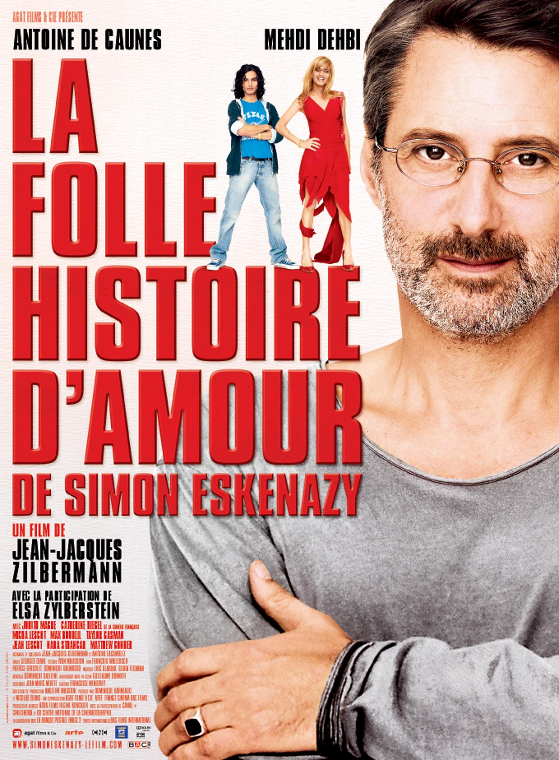 [RG] La Folle histoire d'amour de Simon Eskenazy [DVDRIP]