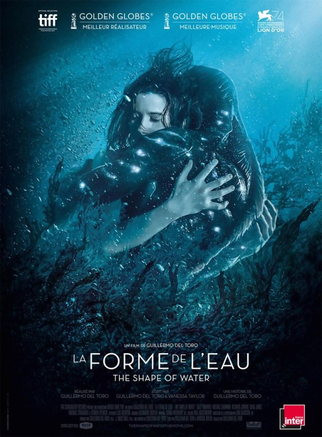 La Forme de l eau - The Shape of Water
