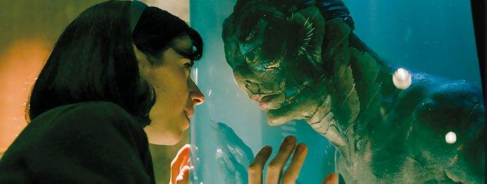 La Forme de l'eau : Guillermo del Toro signe son plus beau film ! - critique