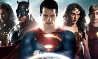 Justice League : les premières images avec Batman barbu !