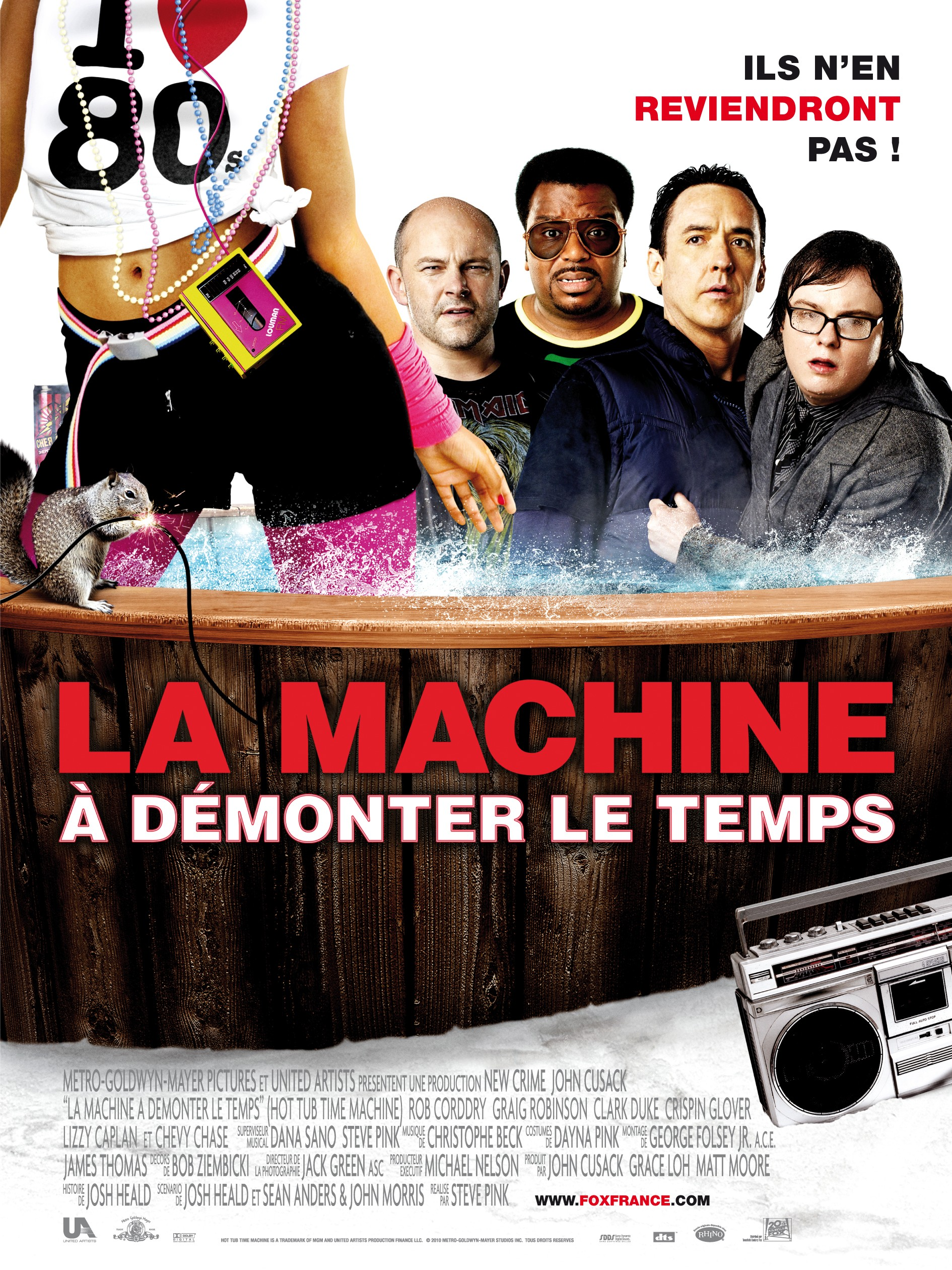 La Machine à démonter le temps [BDRiP] [TRUEFRENCH] [MULTI]