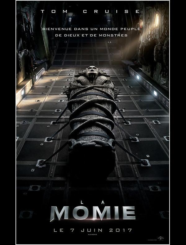 La Momie Reboot