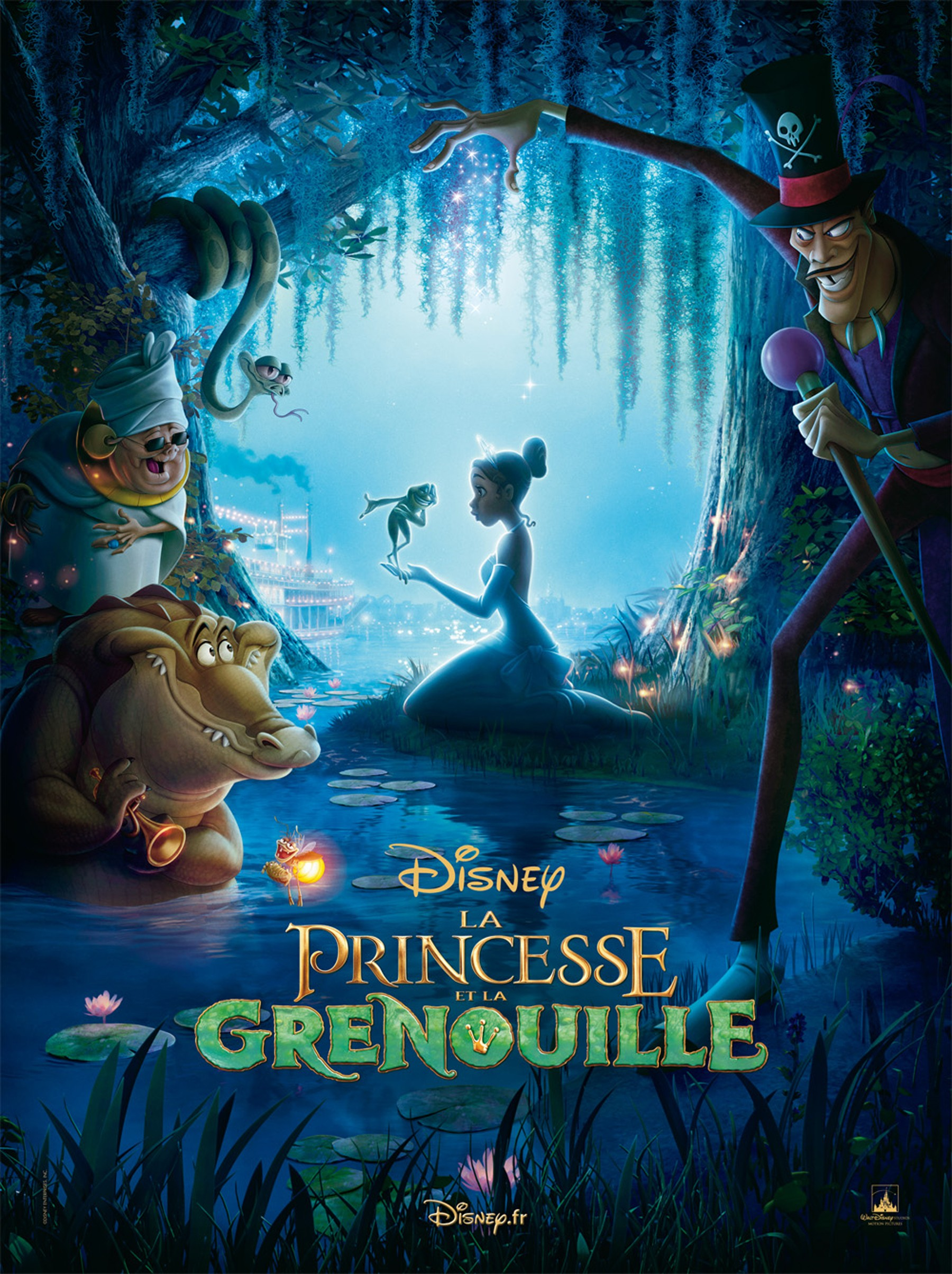 La Princesse et la grenouille | French | BRRIP