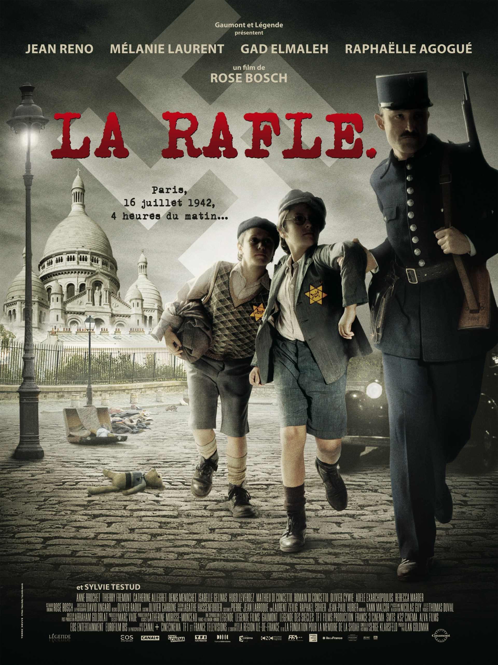 La Rafle [AC3] [DVDRiP] [FRENCH] [MULTI]