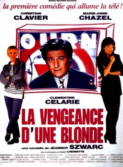 La Vengeance d'une blonde