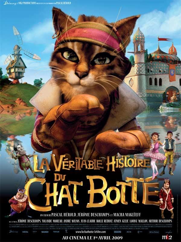 [Multi] La veritable histoire du chat botte [DVDRiP]