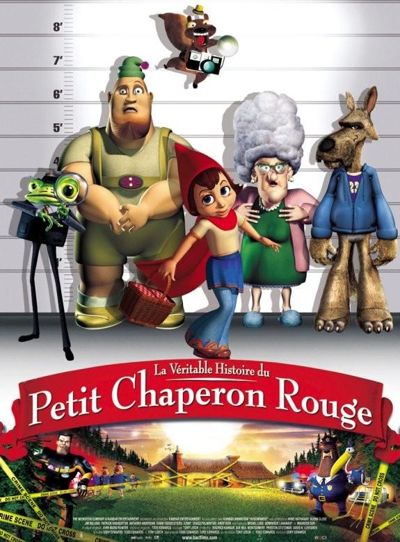 La veritable histoire du petit chaperon rouge [DVDRiP l FRENCH][DF]