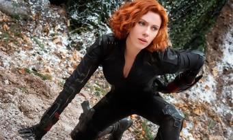 BLACK WIDOW le film avec Scarlett Johansson confirmé par Chris Evans ?