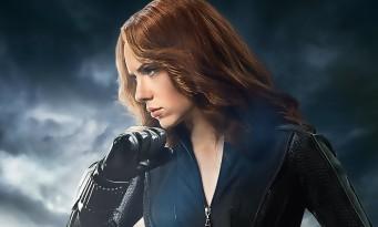 BLACK WIDOW : une réalisatrice pour le film solo de Scarlett Johansson