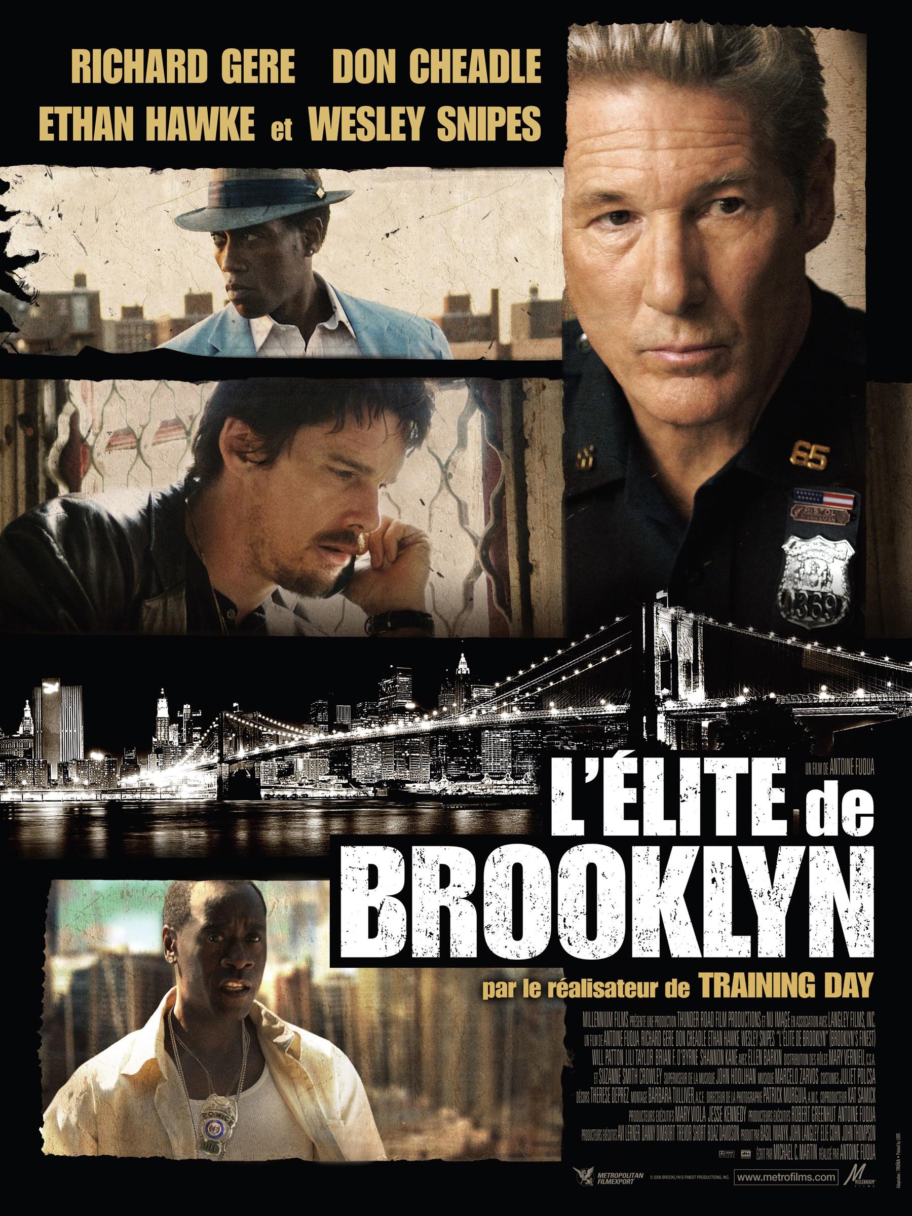 L'Elite de Brooklyn [DVDRIP] (2 CD) [FRENCH] [MULTI]
