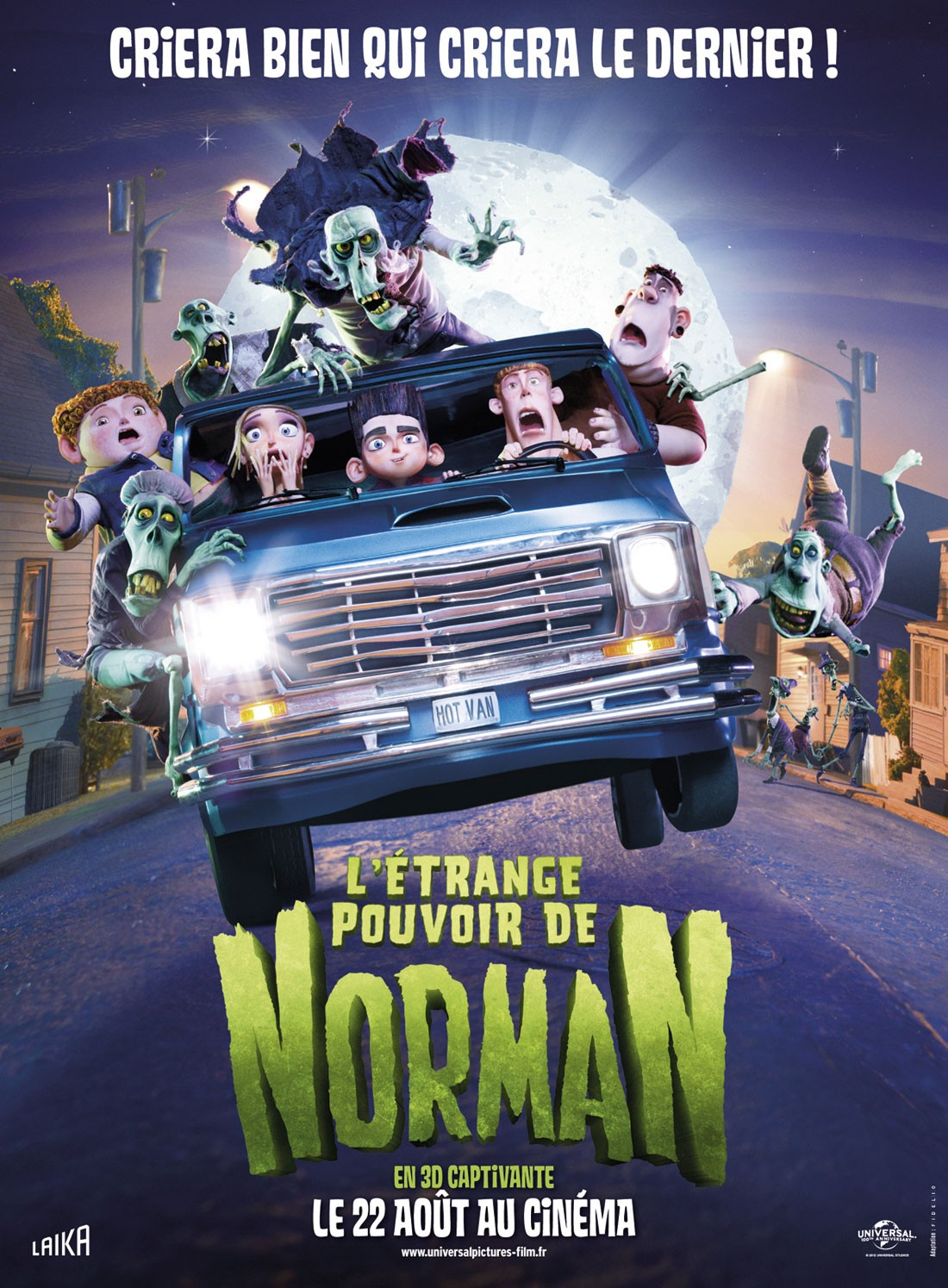 ParaNorman 2012 FRENCH BRRip [1CD][2CD] [MULTI]