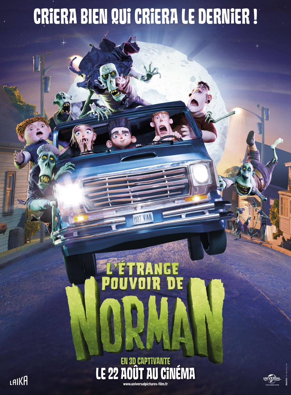 L'Etrange pouvoir de Norman (ParaNorman) (2012) [DVDRiP] [TRUEFRENCH] (AC3)