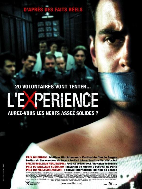 L'Expérience [DVDRiP l FRENCH][DF]