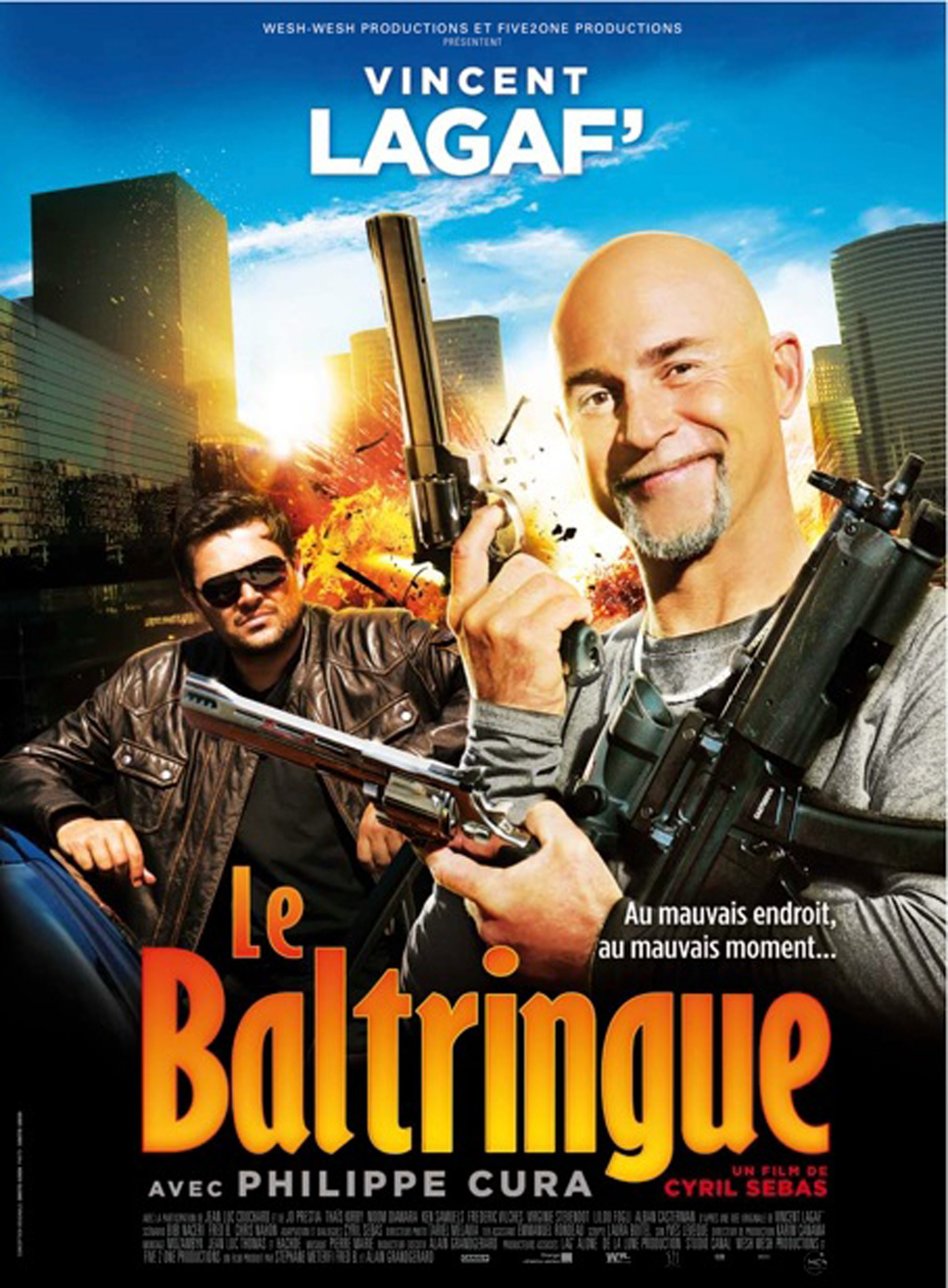 Le Baltringue [DVDRiP][FRENCH]