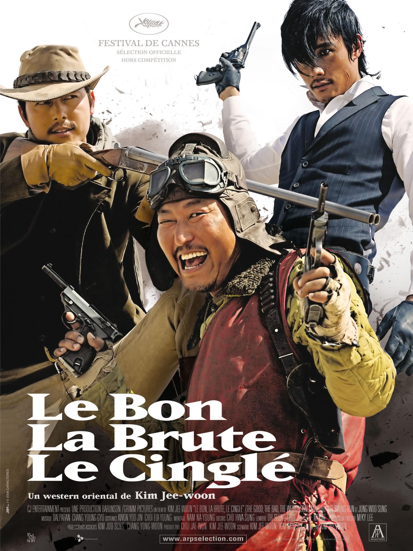 [MULTI] Le Bon, la Brute et le Cinglé [DVDRiP]
