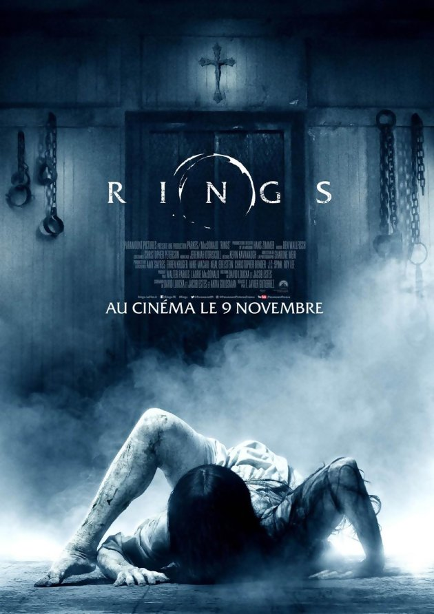 Le Cercle - The ring 3