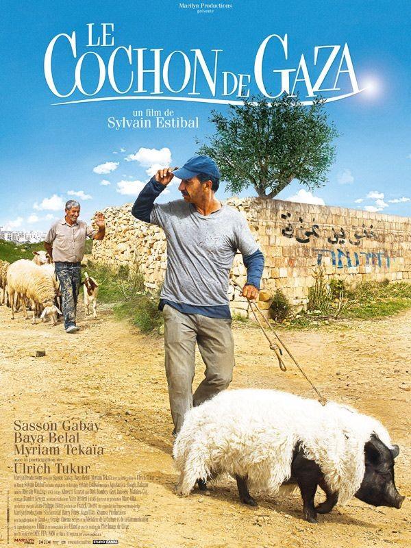 [MULTI]  Le cochon de Gaza  [DVDRIP] [FRENCH]