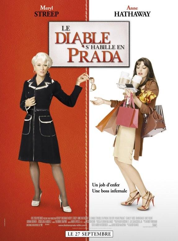 Le Diable s'habille en Prada  [BRRIP-AC3] [FRENCH] [MULTI]