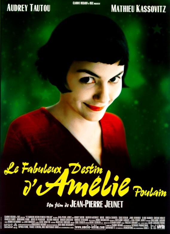 Le Fabuleux Destin d 'Amelie Poulain 2001 FRENCH DVDRiP x264 [UL]