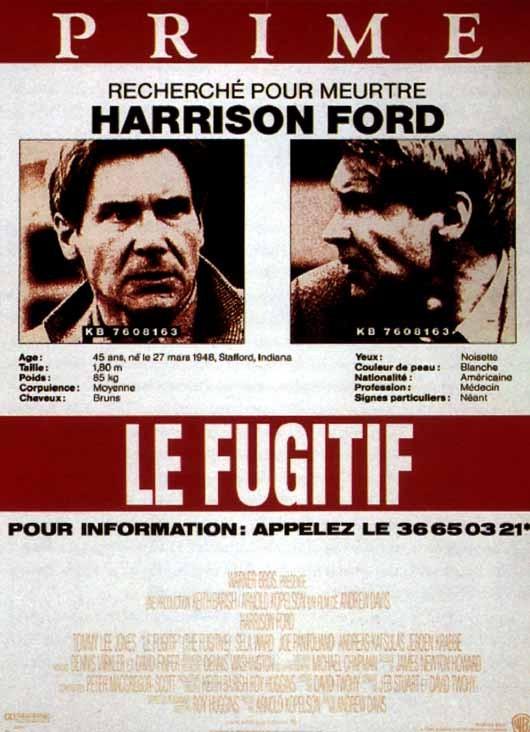 Le Fugitif 1993 TRUEFRENCH DVDRip XviD AC3 [MULTI]