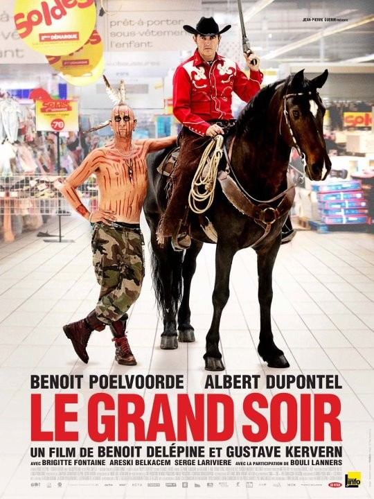 Le Grand Soir | French | Bluray 720p