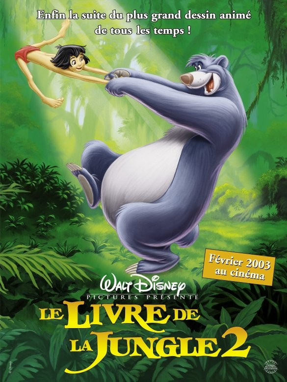 [MULTI] Le Livre de la jungle 2 [DVDRiP - AC3 - TRUEFRENCH]