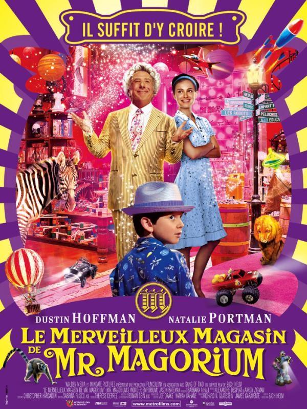 Le Merveilleux magasin de Mr Magorium [DVDRiP l FRENCH][DF]