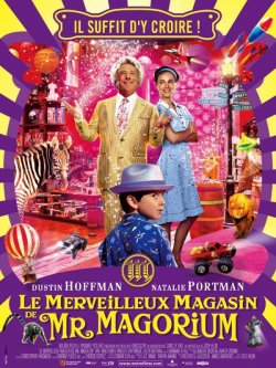 Le Merveilleux magasin de Mr Magorium