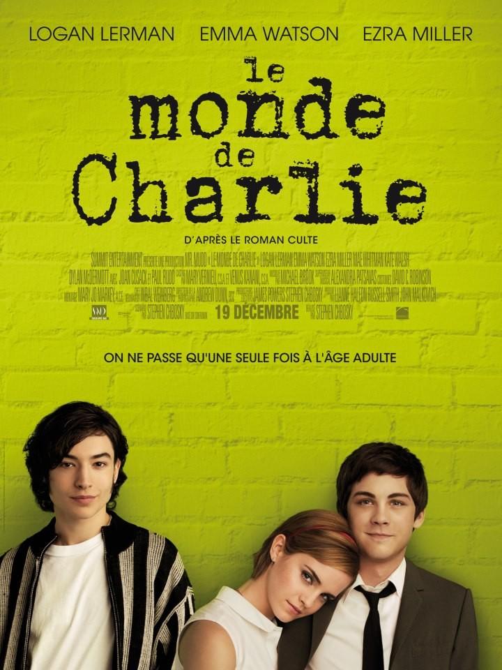 Le Monde de Charlie (2013) 1CD [DVDSCR] [VOSTFR] [MULTI]