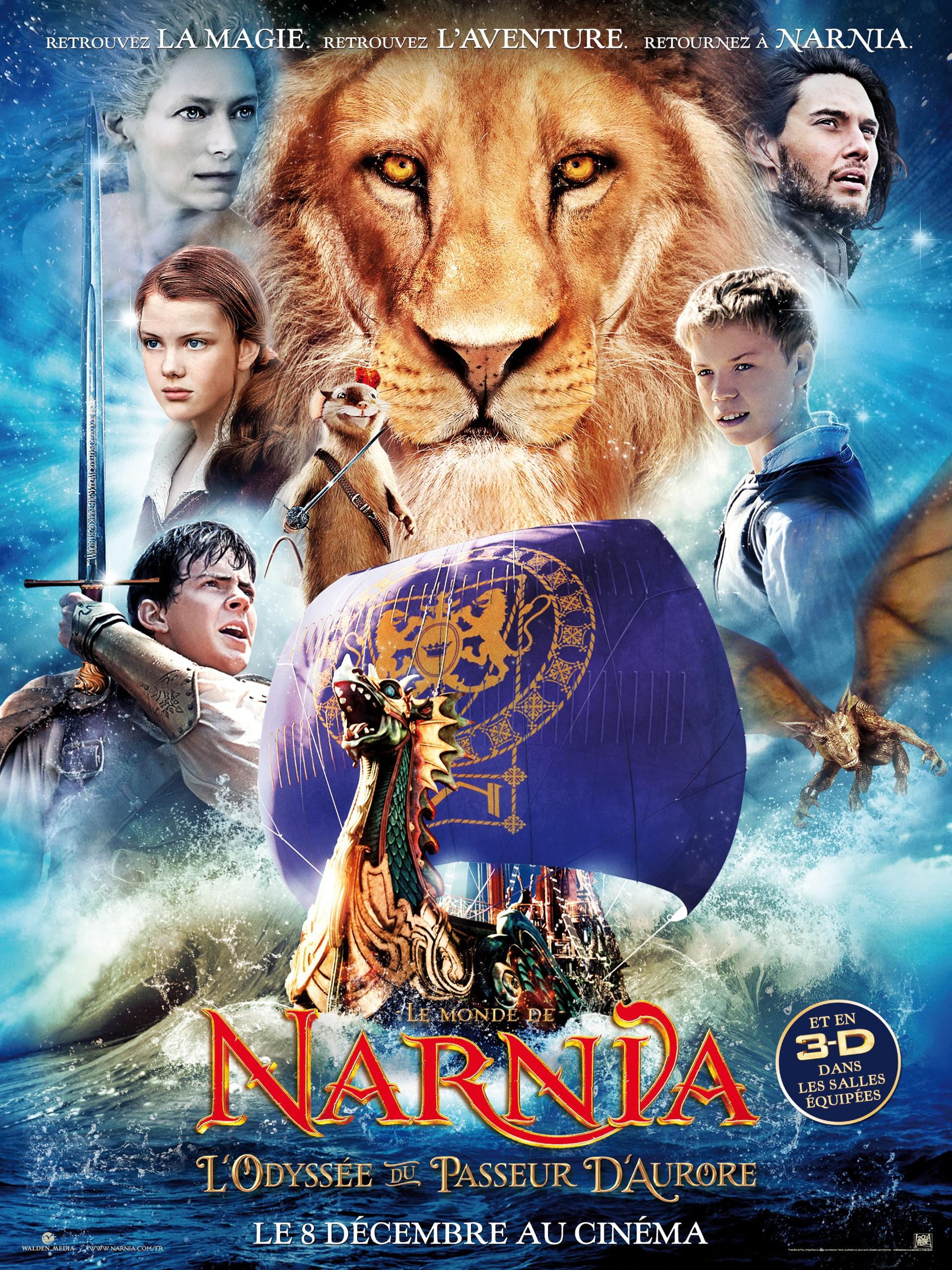 Critiques Presse pour le film Le Monde de Narnia : Chapitre 1 - Le ...