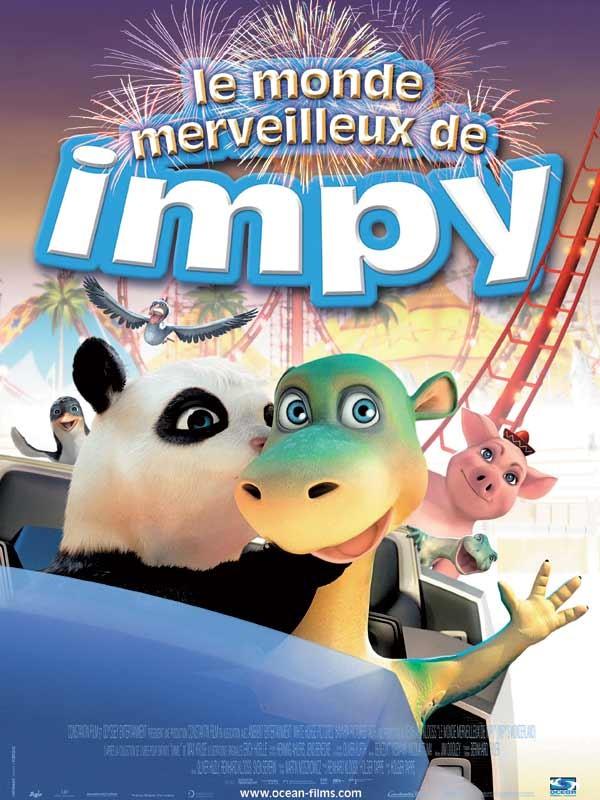 [DF] Le Monde merveilleux d'Impy [DVDRiP]