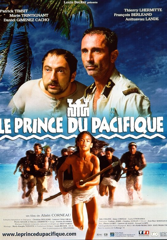 Le Prince du Pacifique [DVDRIP][TRUEFRENCH][MULTI]