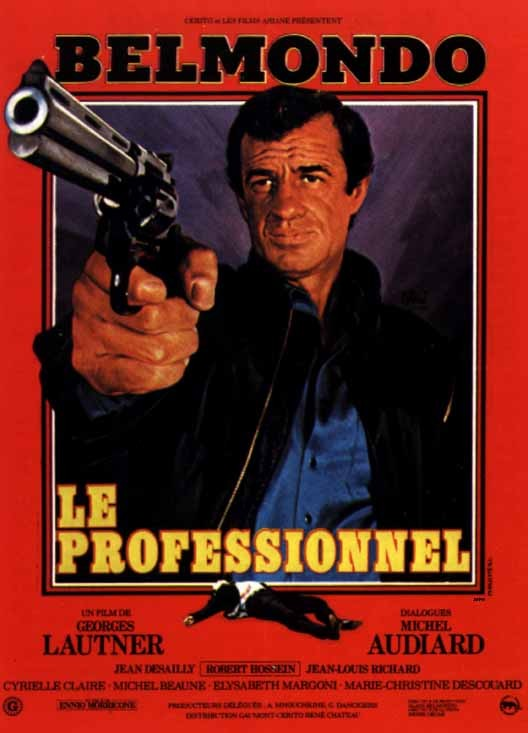 Le Professionnel (1981) [FRENCH] [BRRip] [MULTI]