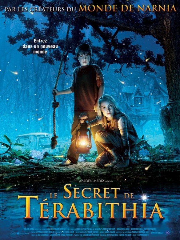 [Multi] Le Secret de Terabithia [TRUEFRENCH | DVDRIP]