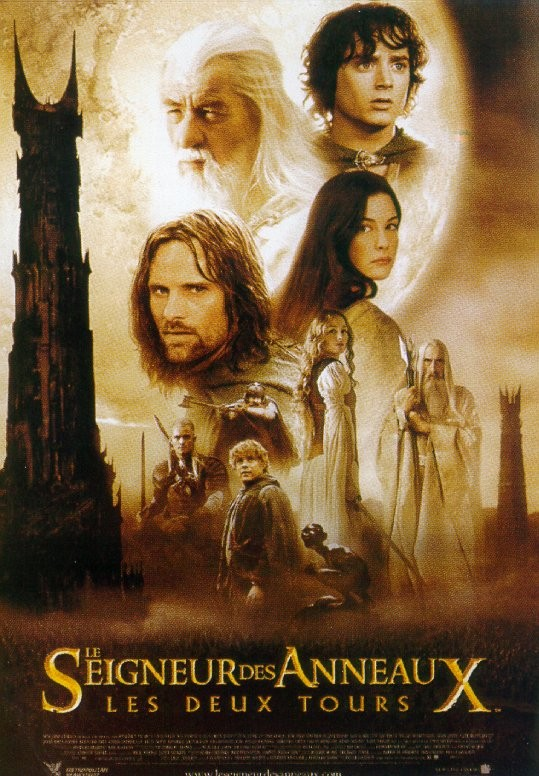 Le Seigneur des Anneaux : Les Deux Tours (Versions longues)[2002][BDRiP]