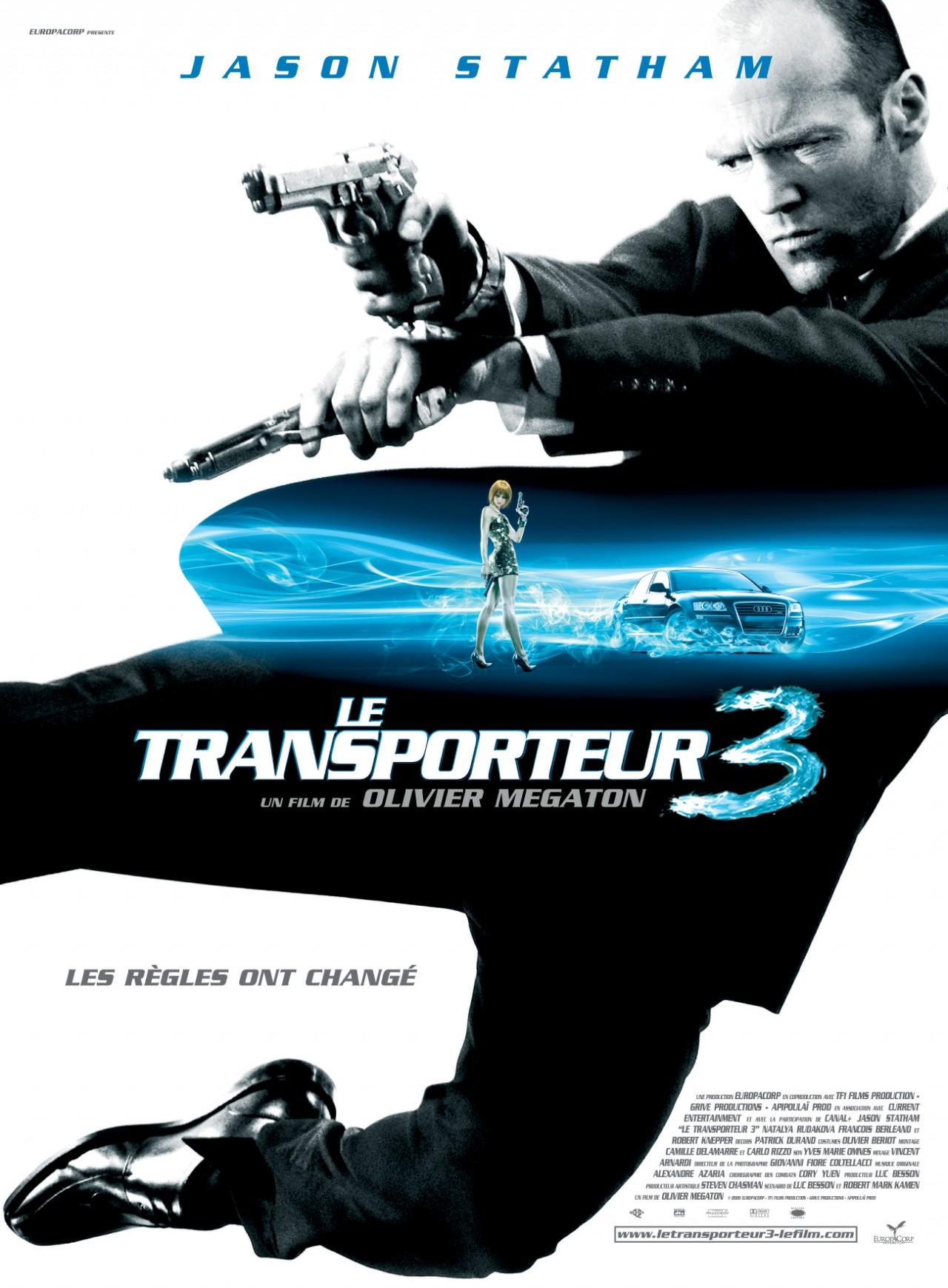 [MULTI] Le Transporteur 3 [DVDRiP]