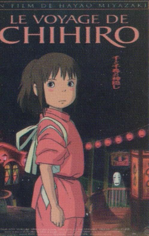 [DF] Le Voyage de Chihiro [DVDRiP]