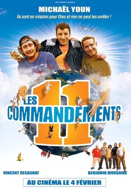 [SH]Les 11 commandements Les Bonus [DVDRIP]