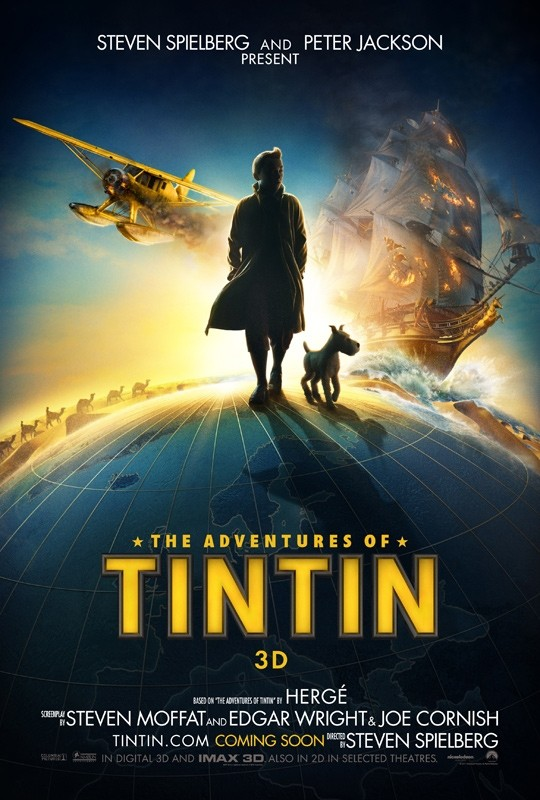 [MULTI] Les Aventures de Tintin : Le Secret de la Licorne [DVDRiP]