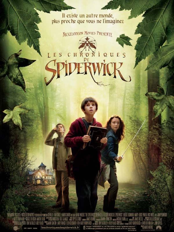 Les Chroniques de Spiderwick [DVDRiP][TRUEFRENCH] [MULTI]