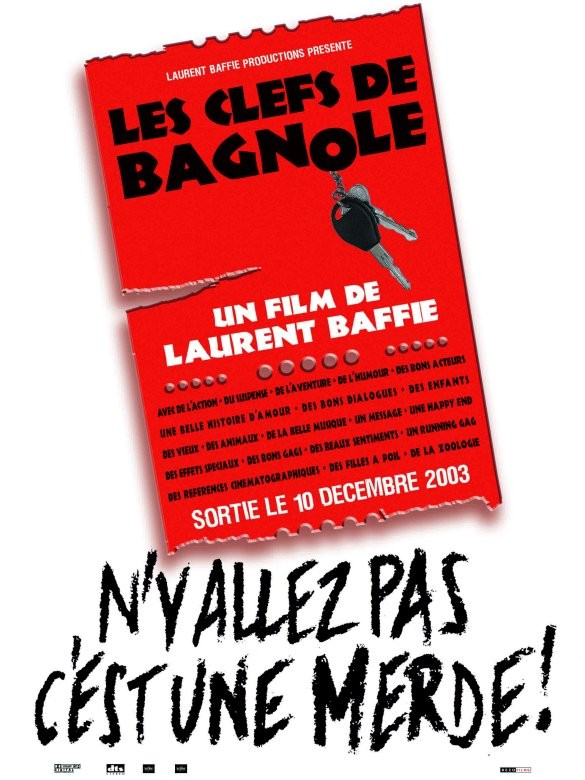 Les Clefs de bagnole [DVDRiP l FRENCH][DF] 